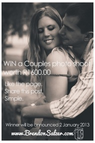 Competition – Couples shoot Give away